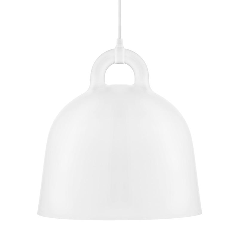Koeienbel hanglamp