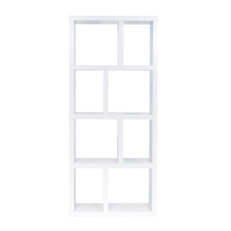 Smalle roomdivider 8-vaks