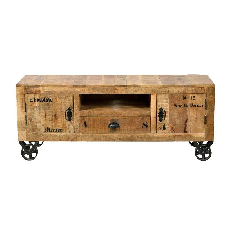 Rustiek tv-meubel Lavis Porter