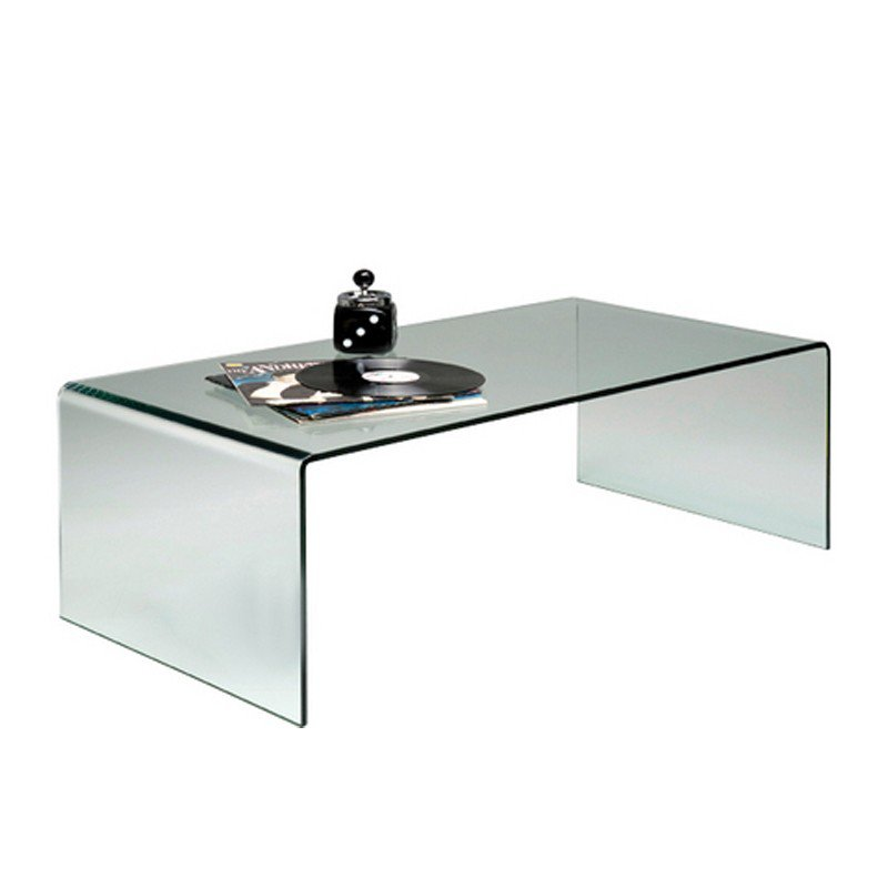Salontafel glas Giani Clear 135