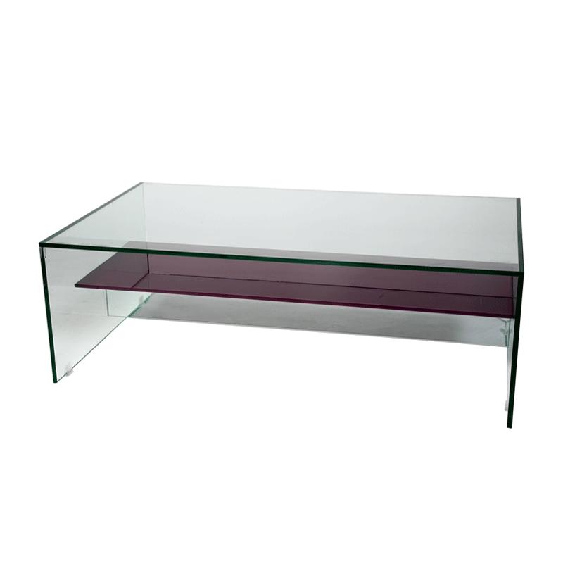 Disign Salontafel Glas.Salontafel Glas Design Vetro 3