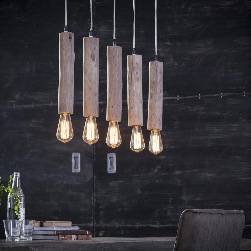 Hanglamp boomstam 5L
