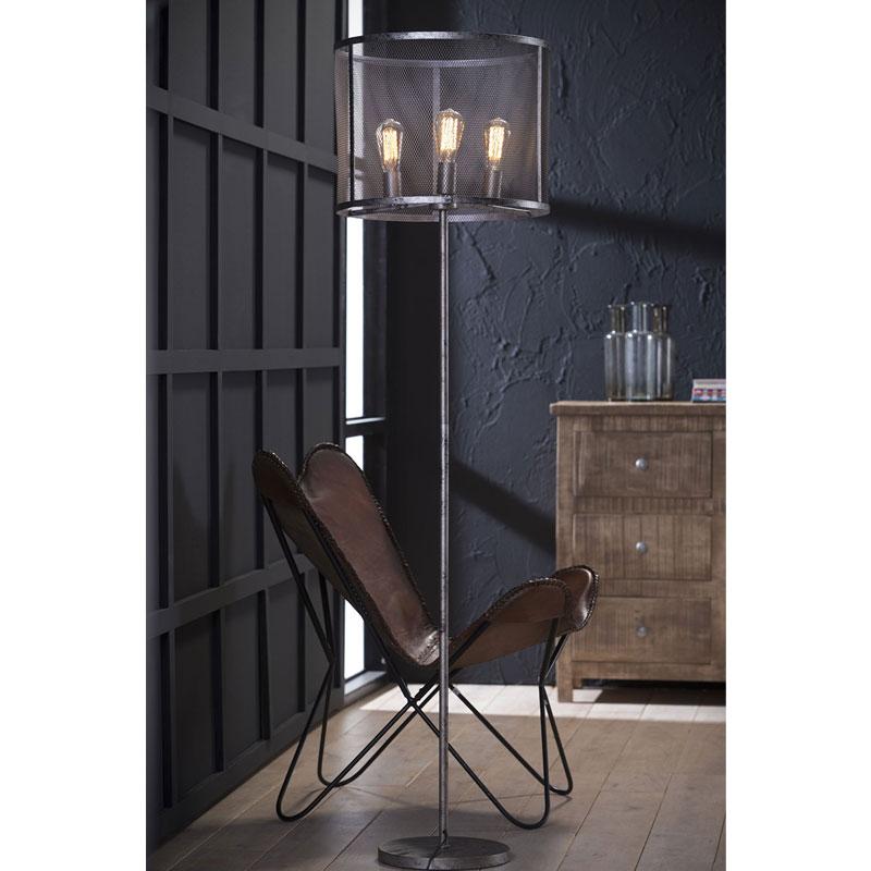 industriele vloerlamp 3l | santa krinis | lumz