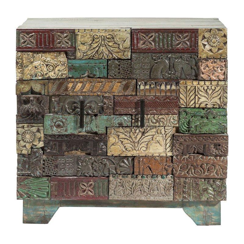 Smal dressoir Shanti Surprize Puzzle