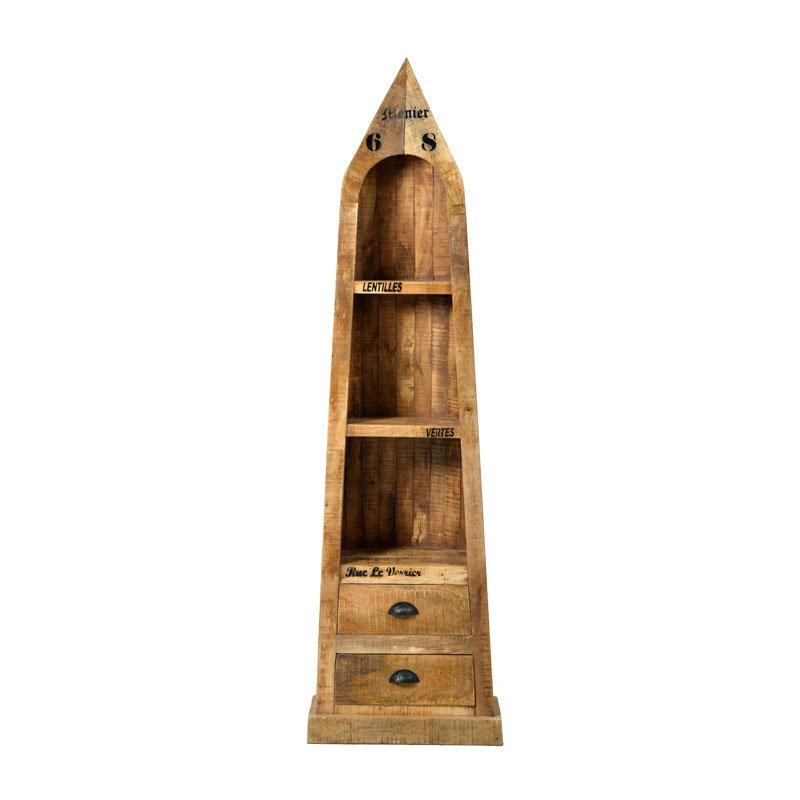 Stoere houten kast Lavis Porter K