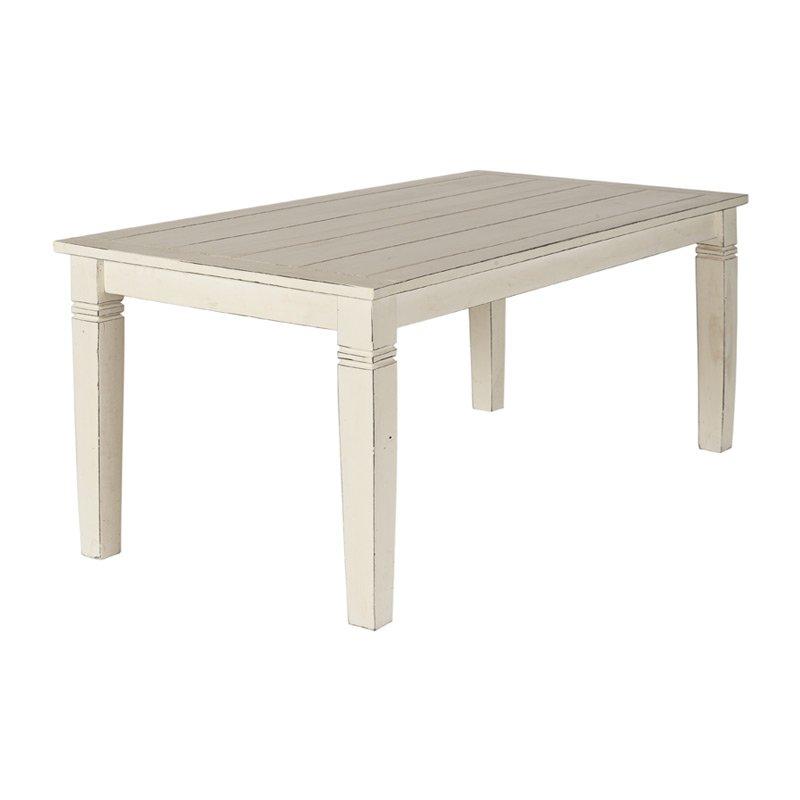 Witte tafel Lavis Lore