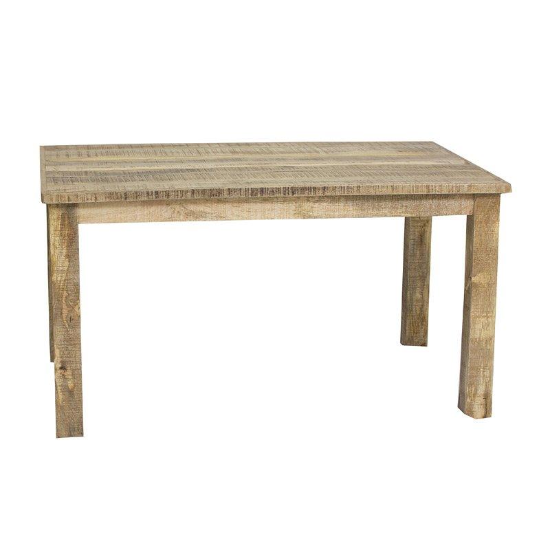 Eettafel massief hout Lavis Rena