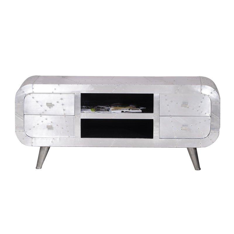 Tv-meubel metaal Lavis Fem 140