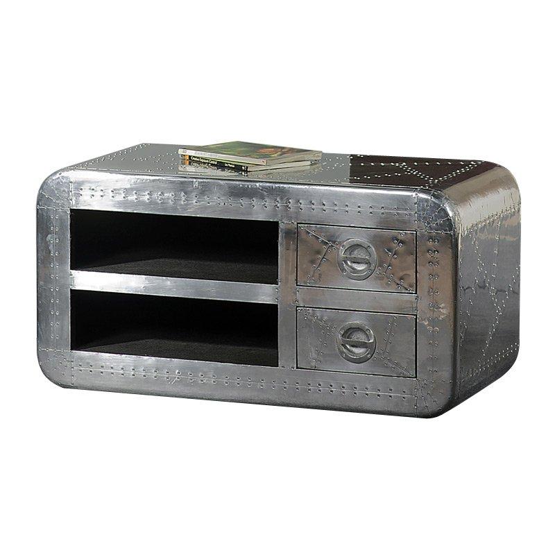 Tv-meubel aluminium Lavis Witold 100