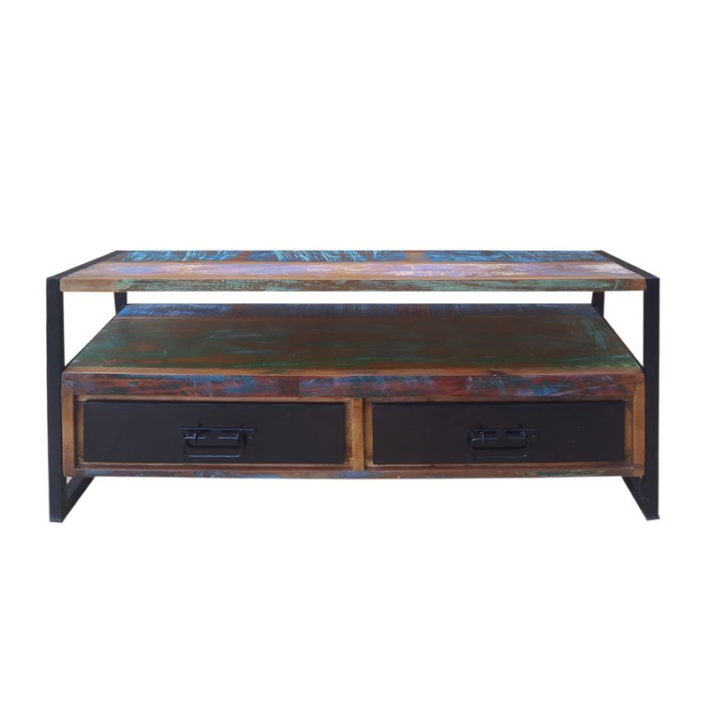 TV meubel van sloophout Lavis Ary