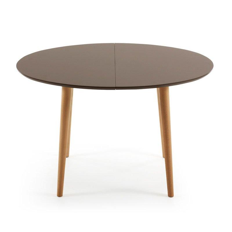 Uitschuifbare tafel 120