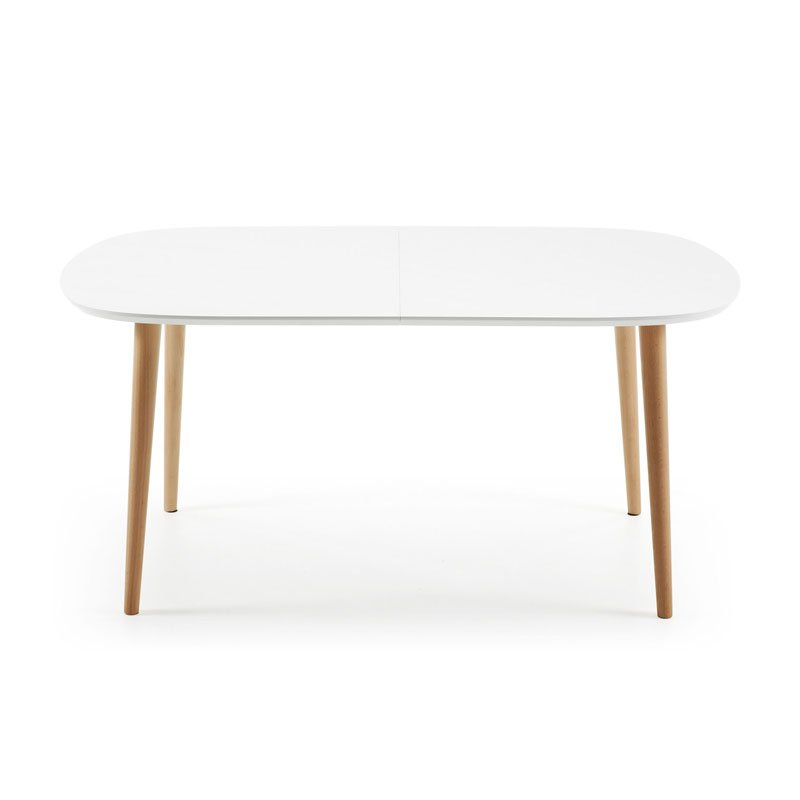 Uitschuifbare tafel LaForma Oakland 160  Onlinedesignmeubel