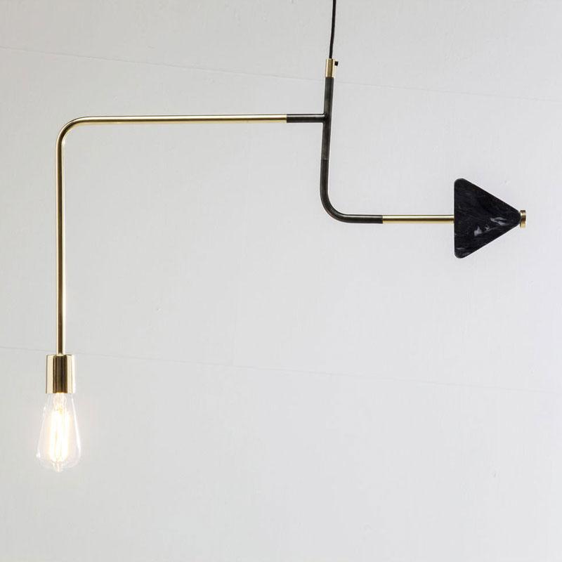 Unieke hanglamp