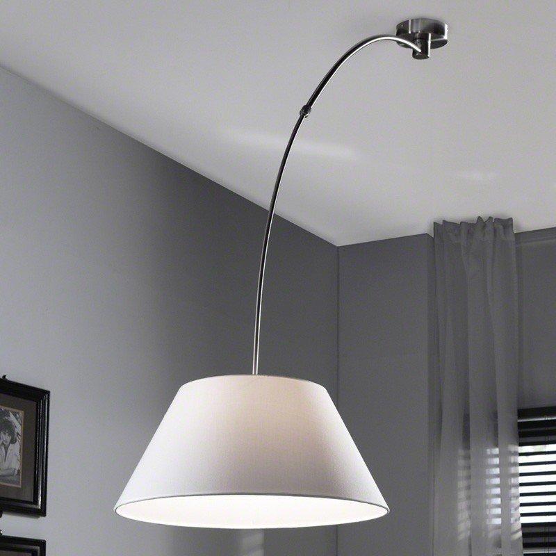 Extreem Verstelbare hanglamp wit Santa Junta K | Onlinedesignmeubel.nl MP97