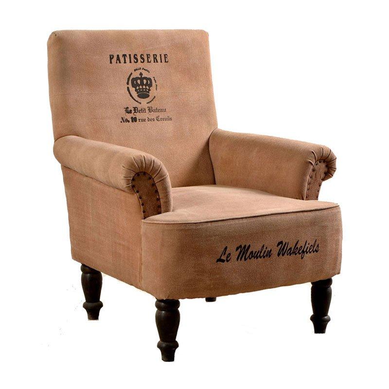 Vintage fauteuil Lavis Remy 70