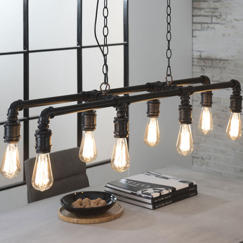 Voorkeur Waterleiding hanglamp - Santa Argus - LUMZ.nl #PZ28