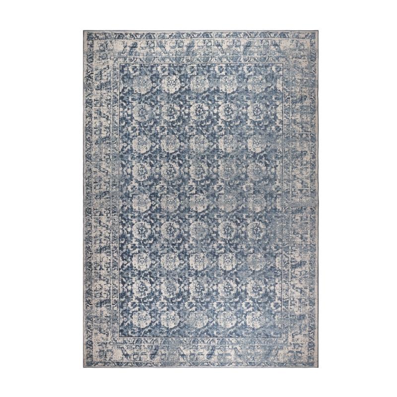 Machine geweven tapijt van spijkerstof kleur
