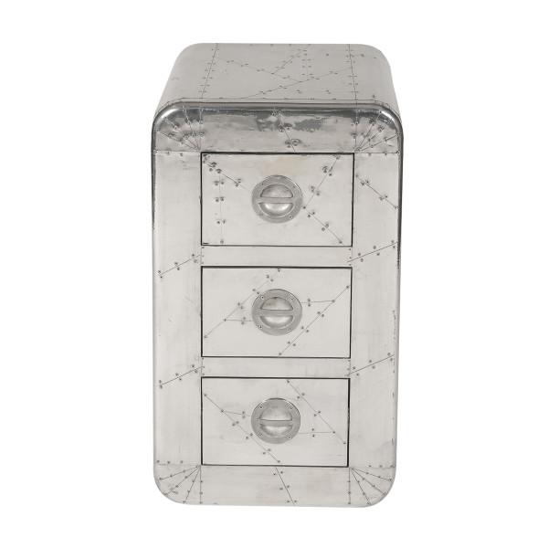 Aluminium ladekastje