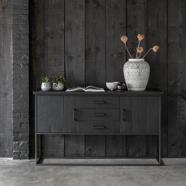 Zwart dressoir Beam No. 2