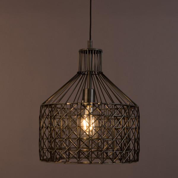 Hanglamp ijzergaas