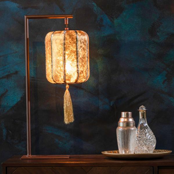 Chinese lampion tafellamp