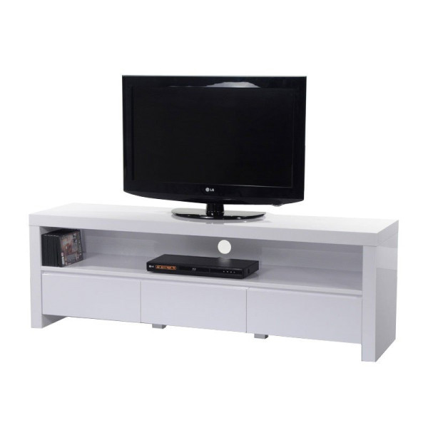 Tv Kast Wit Glans.Tv Meubel Hoogglans Giani Fiore T Onlinedesignmeubel Nl