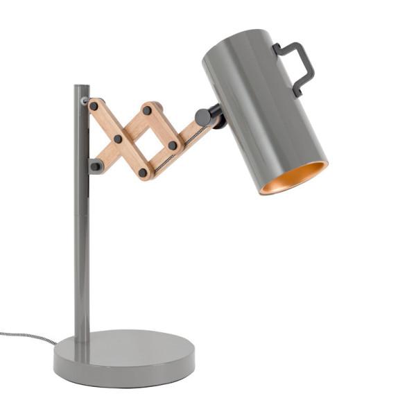 Design bureaulamp uittrekbaar