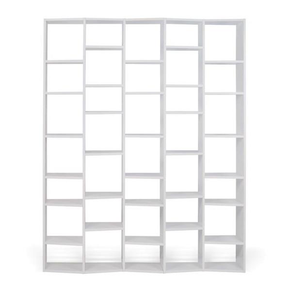 Grote boekenkast 182 cm breed