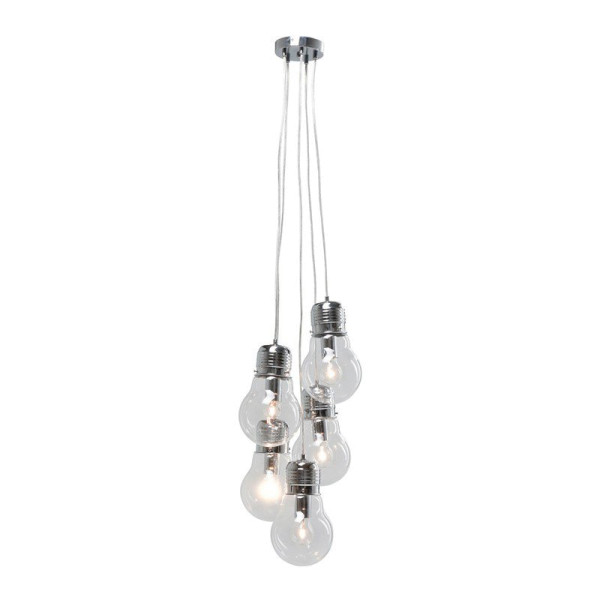 Hanglamp glazen bollen