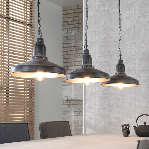 Hanglamp met drie kappen