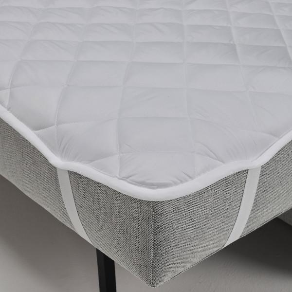 Gewatteerde matrasbeschermer