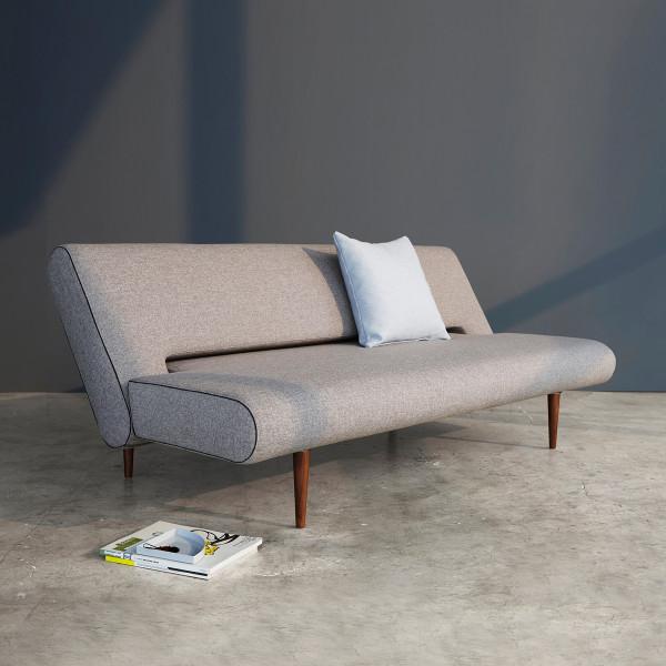 Luxe slaapbank retro design