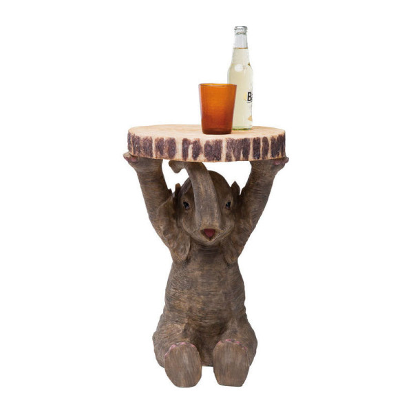 Bijzettafeltje olifant