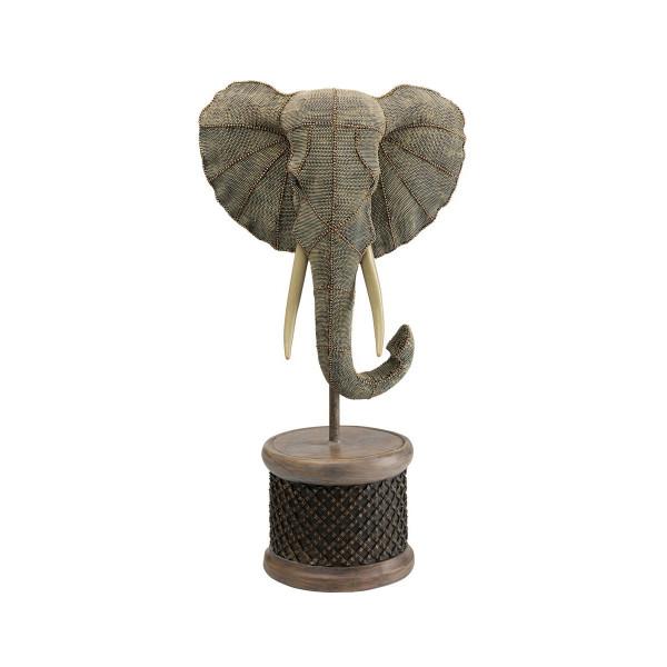 Grote olifant decoratie