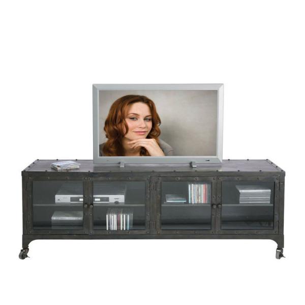 Industrieel TV-meubel