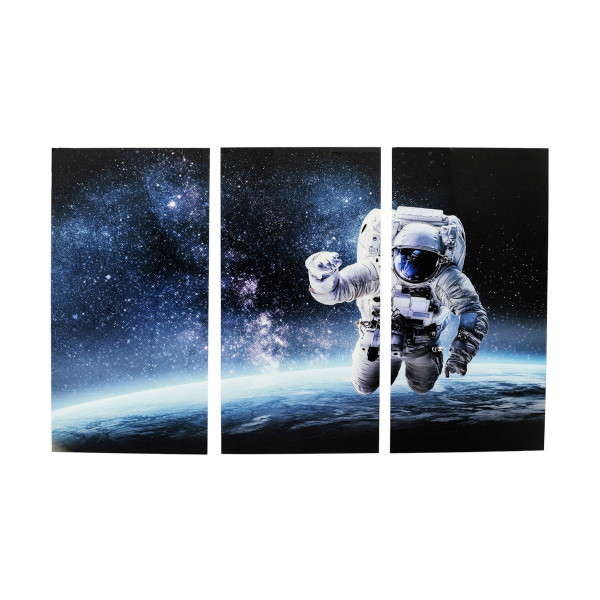 Astronaut drieluik 240x160