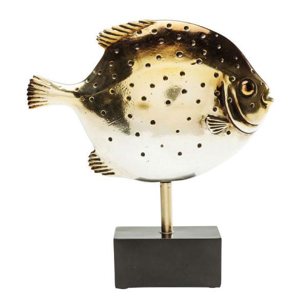 Gouden vis deco klein