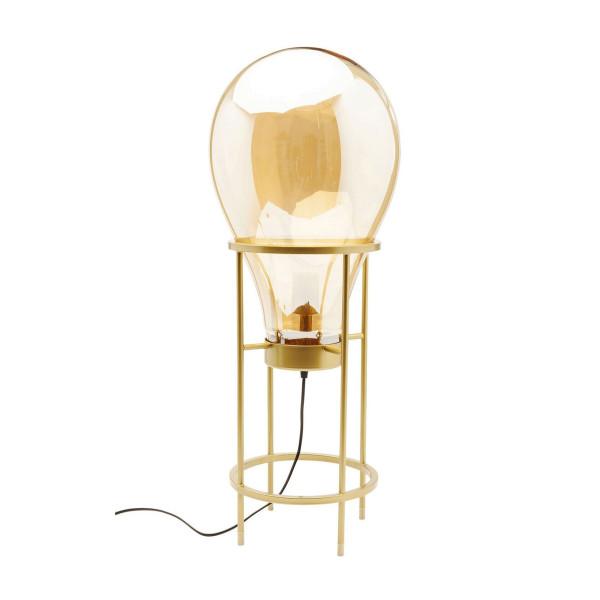 Peervormige lamp glas