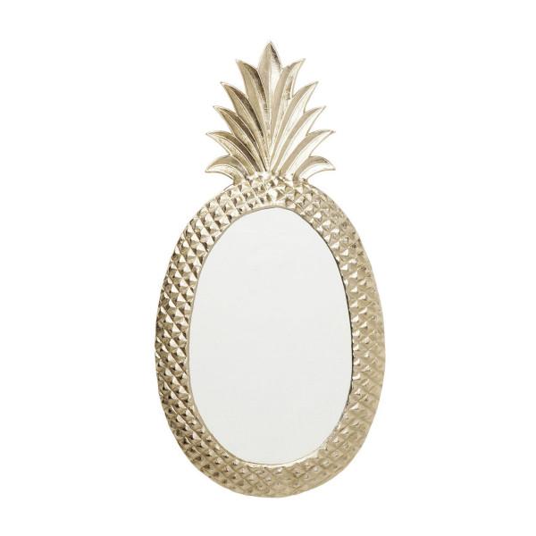 Wandspiegel ananasvorm