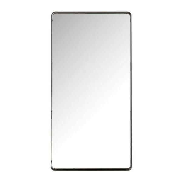 Spiegel met opstaande rand