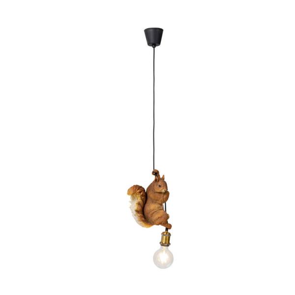 Eekhoorn hanglamp