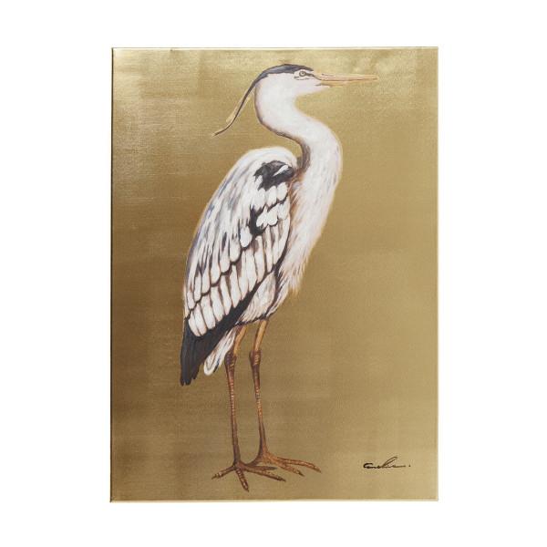 Reiger schilderij