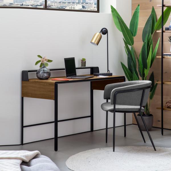 Retro design bureau 120 cm
