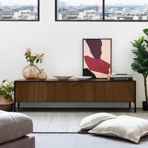 Retro design tv-meubel