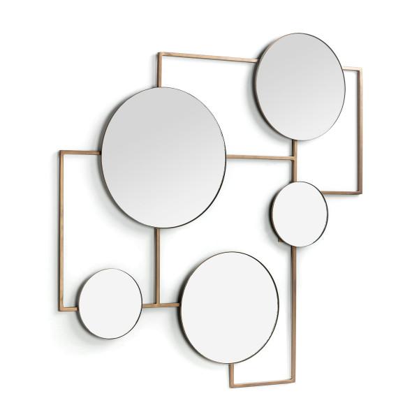 Ronde spiegelset