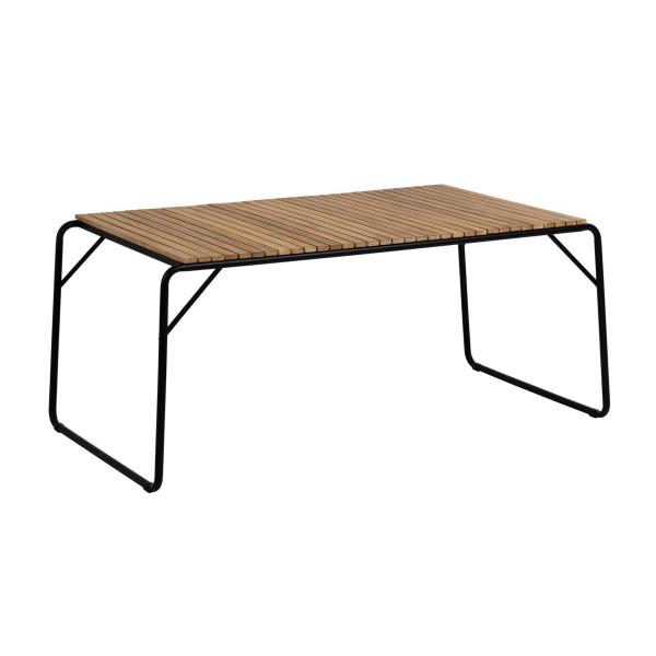 Houten design tuintafel