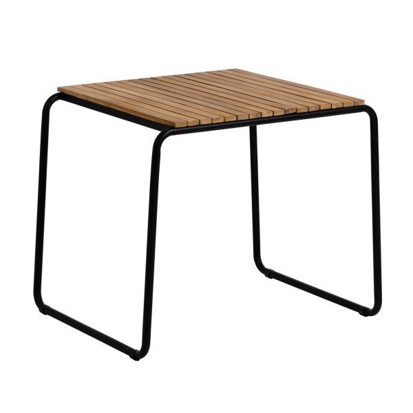 Vierkante design tuintafel