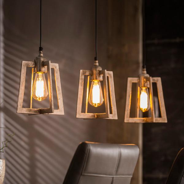 Hanglamp met conische kapjes