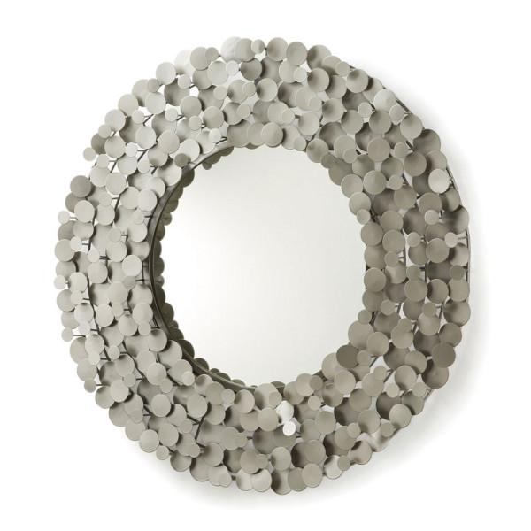 Ronde spiegel metaal