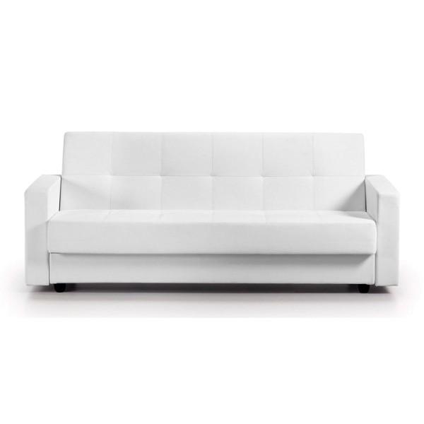 Mooie Witte Slaapbank.Slaapbank Laforma Rumba Bruin Onlinedesignmeubel Nl